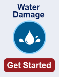 water damage cleanup in Birmingham TN